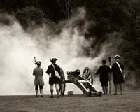 French Indian War Re-enactment