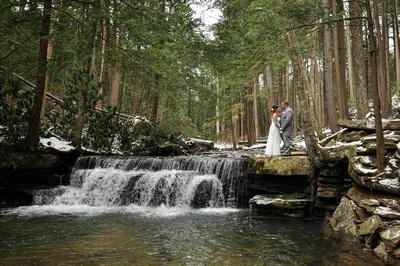 Tolliver Falls Winter Wedding